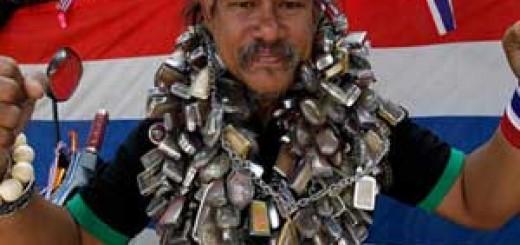 Amuletos tailandeses