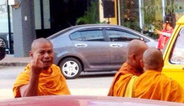 monjes malos tailandia