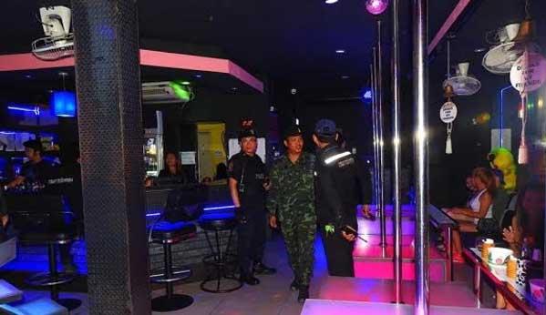 Redada soi 6 Pattaya