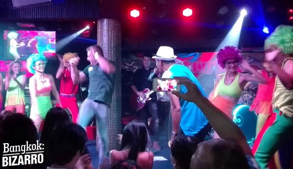 Climax Bailes soi 11 Bangkok