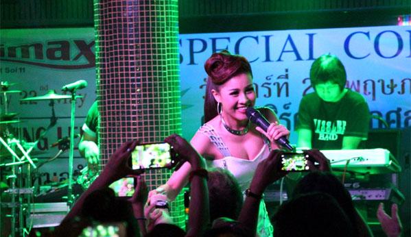 Ying Li Climax