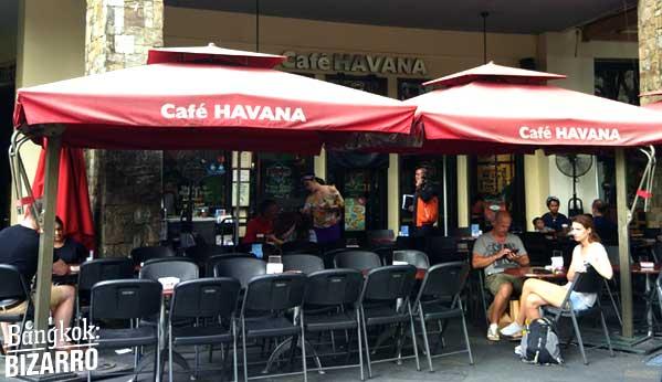 Cafe havana Manila