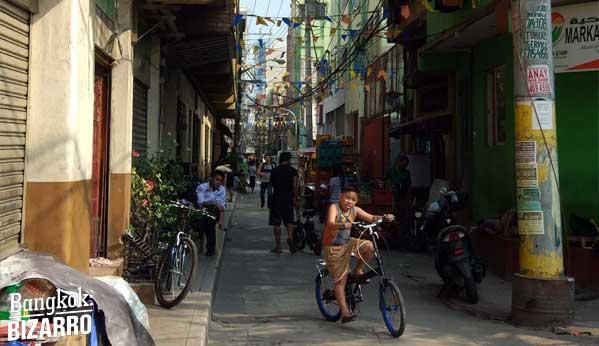 Calles Manila