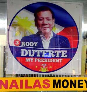 Duterte Manila