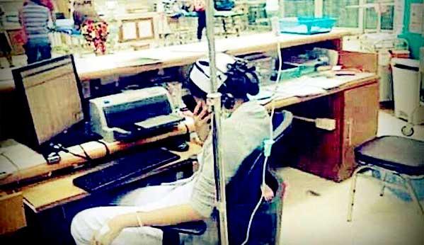Hospital tailandés Bangkok