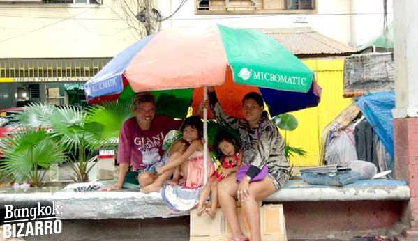 Filipinos gente Manila