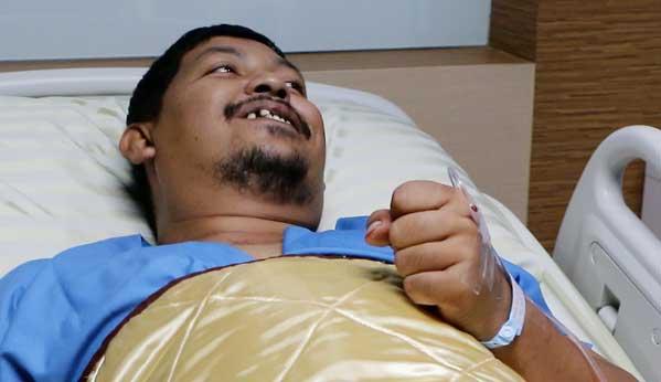 paciente hospital tailandia