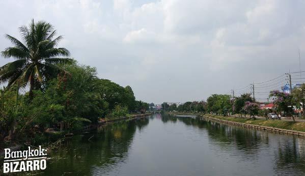 Río Roit Et Tailandia