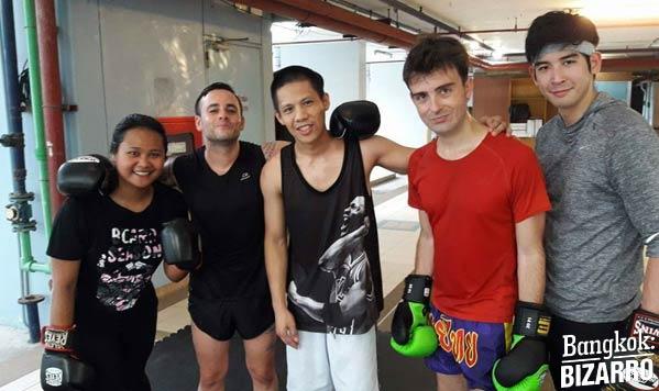 Boxeo en Tailandia