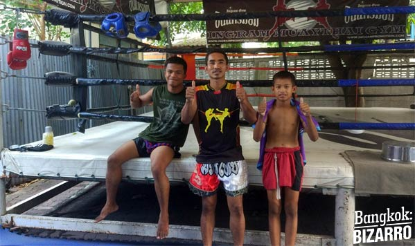 Ingram Gym Muay Thai