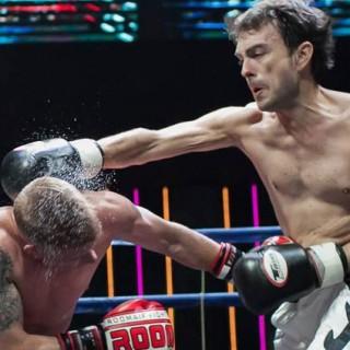 Pelea Boxeo en Bangkok