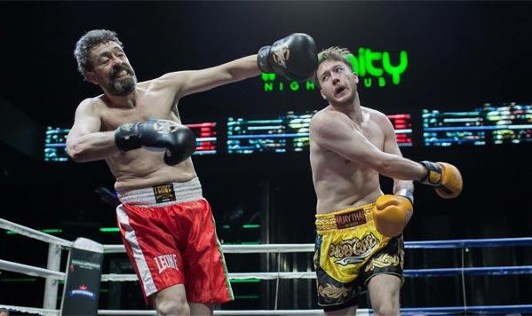 Velada boxeo Bangkok