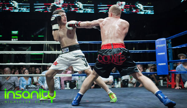 Esquiva de boxeo