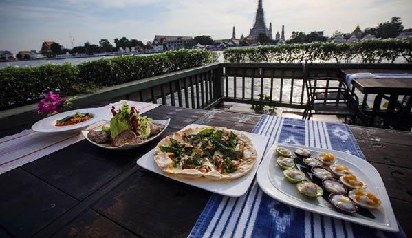 Restaurantes con vistas en Bangkok