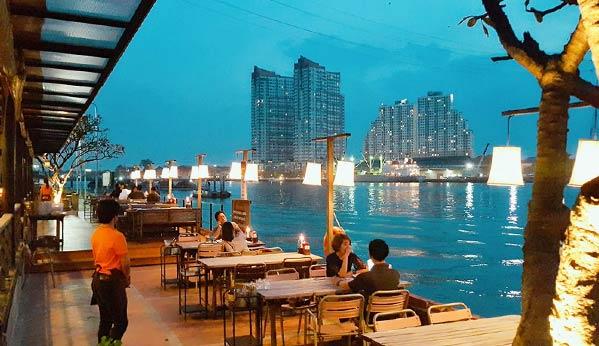 Restaurantes en Bangkok The View