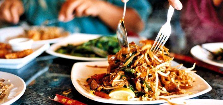 Restaurantes en Bangkok