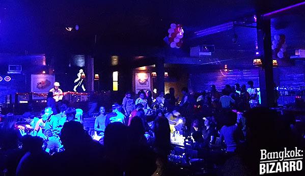 Discoteca Bangkok