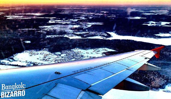 Vuelo Aeroflot Sheremetyevo