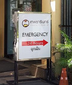 Theptarin hospital Bangkok