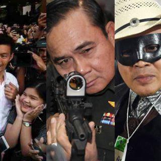 Elecciones en Tailandia 2019