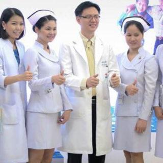 Hospitales en Bangkok