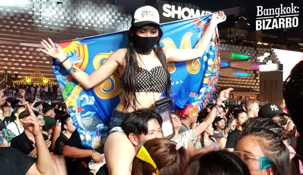Siam Songkran Festival 2019