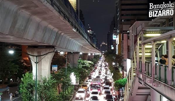 Bangkok ciudad cara