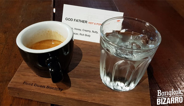 café en Bangkok