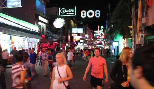 Pattaya vacía