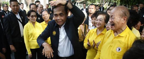 Prayuth Tailandia