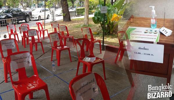 Hospital Covid19 Tailandia