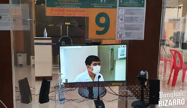 hospital tailandia Covid19