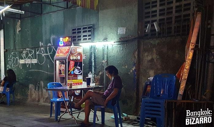 callejón Bangkok