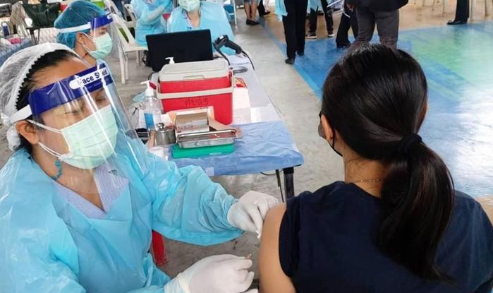 Vacunación Covid Tailandia