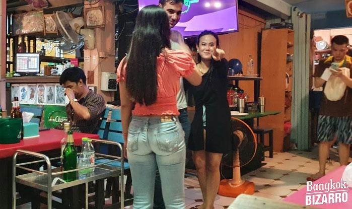 Khaotom Yaowarat en Bangkok