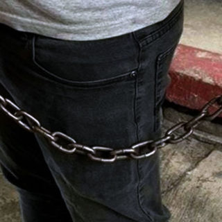 Cárcel tailandesa en Bangkok
